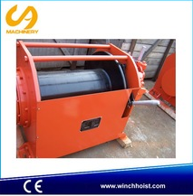 air winch with hand brake and disk brake 1 ton to 25 ton