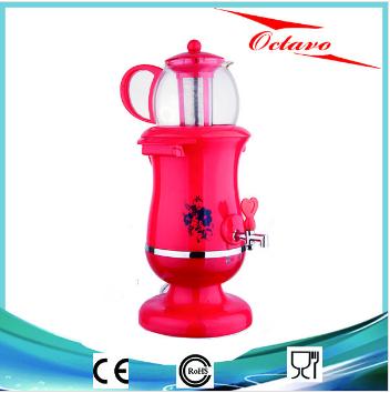 2.5L Russia Plastic Samovar OC-2163