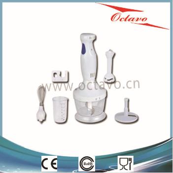 Electric Stick Blender OC-216/Detachable shaft/Stainless steel body