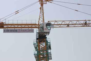 Tower Crane (Hl6015)