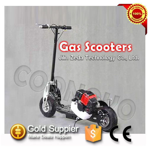 2015 New Best Price Gasoline Scooter