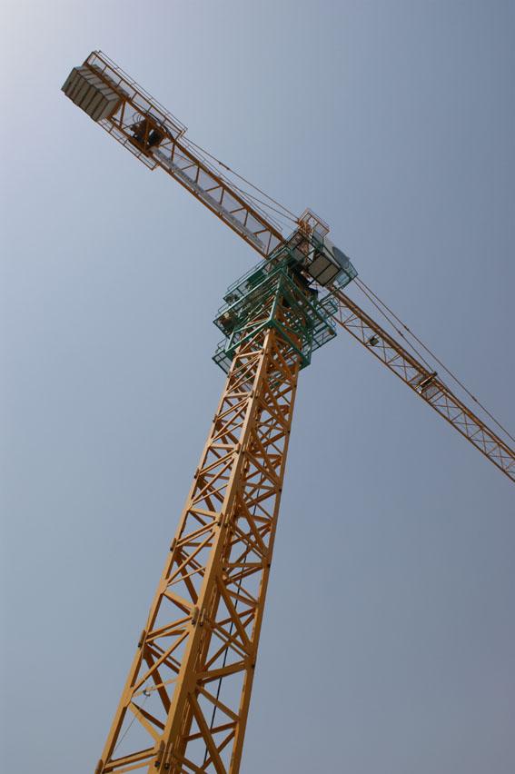 HL6024 tower crane