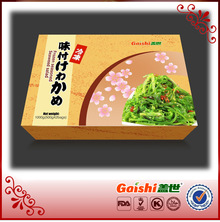 2015 JAPANESE SUSHI FOOD FROZEN SEAWEED SALAD