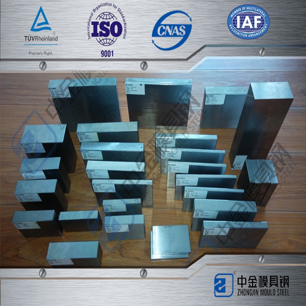 High Quality 9CrWMn mould steel plate