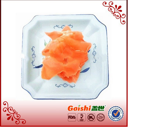 Japan delicious food Sushi Ginger supplier
