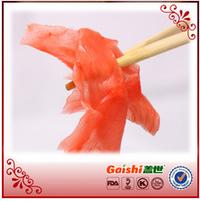 2015 FRESH SUSHI FOOD JAPANESE GINGER WITH SUSHI