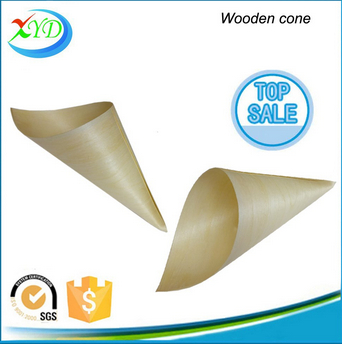 New product cooking tools wooden cone