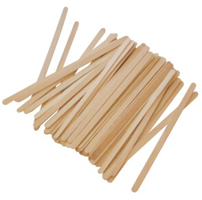 Natural Birch Wood Sticks for Food