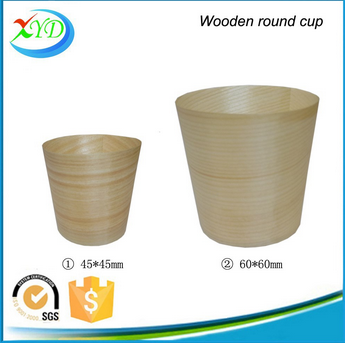 New product round cup with SGS certification