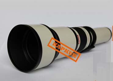 650-1300mm f/8-16 telephoto lenses for Nikon,for canon