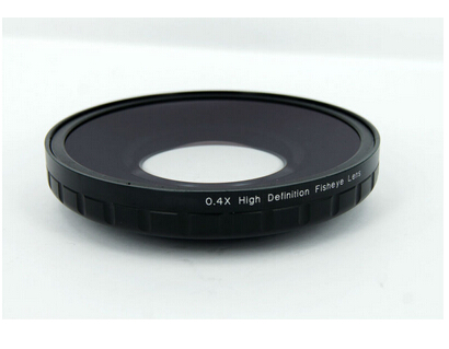 Fisheye lens 72mm 0.4X