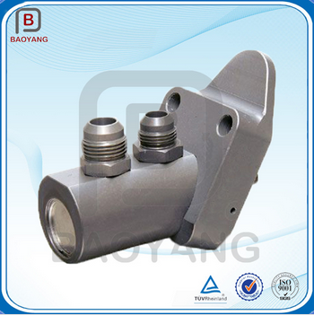 high quality sand casting cast iron tractor parts hydraulic piston pump parts