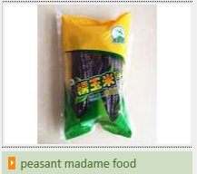 peasant madame food