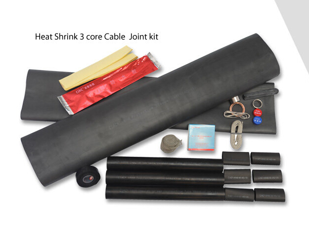 11KV Heat Shrinkable Power Cable Joint Kit