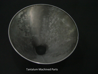 hot sale Tantalum machined part