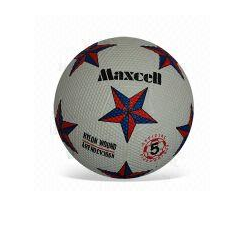 Soccer Ball with Star Pattern on Surface (HS-1026)