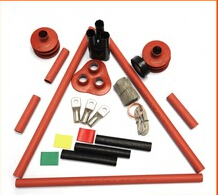 Heat Shrink Cable Termination kits for 11kV 3 core XLPE Copper Cable
