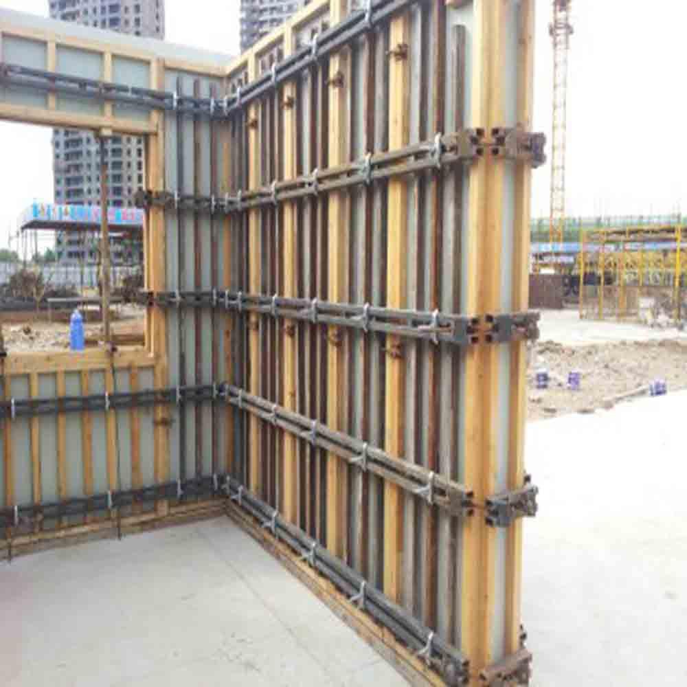 Newest plastic concrete formwork