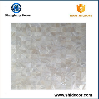 300*300mm High Quality Shell Mosaic tile
