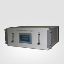 DTKS-FX-1 multiple-gas analyzer (CO2 analysis, O2 analysis)