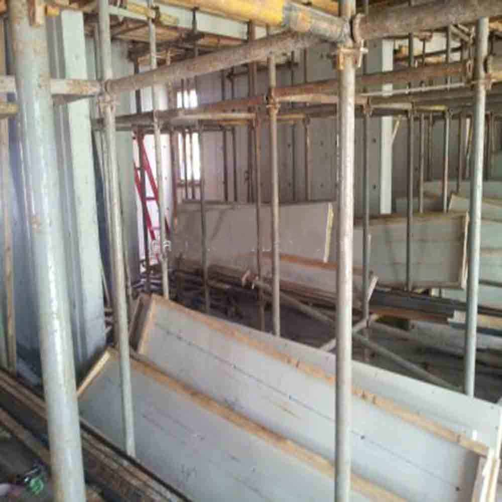 Concrete wall formwork WPC Construction board