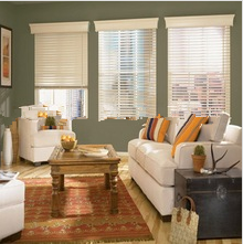 Top exquisite basswood blinds