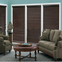Top exquisite wooden blinds