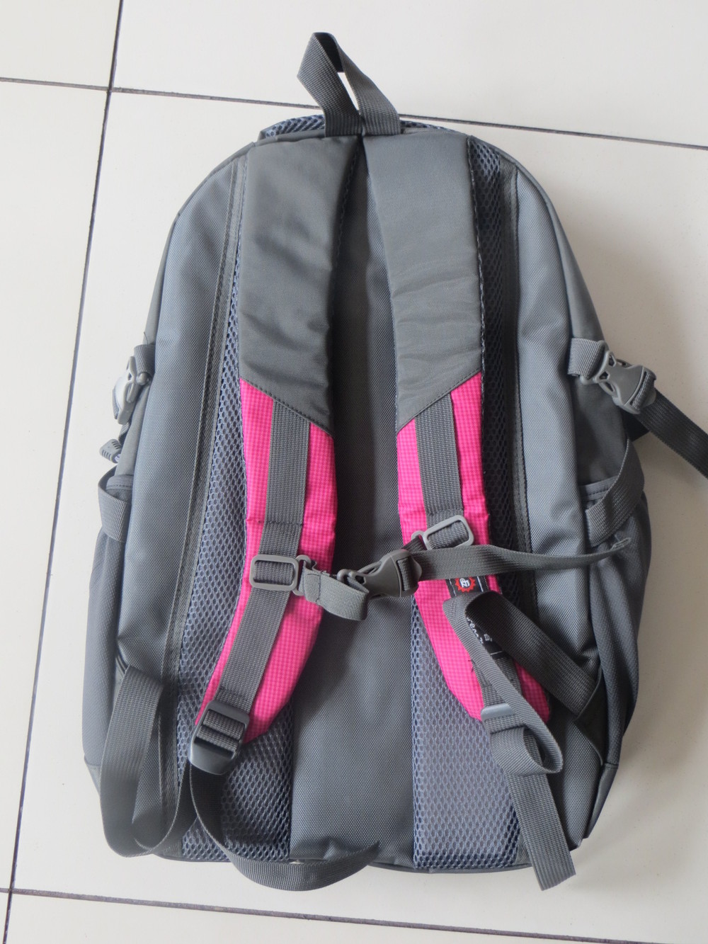 Popular custom Polyester knapsack bag