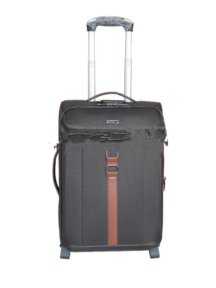 2013 3pcs ladies cheapest hot sale beauty convenient expandable travel luggage trolley