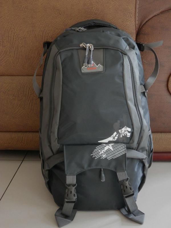 two straps shoulder New Stylish bags colorful knapsack bag