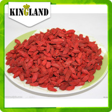 dried organic goji berries