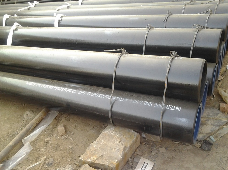 ASTM A106 gr.b seamless steel pipe/tube