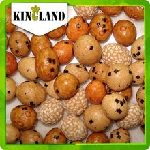 coated peanut products