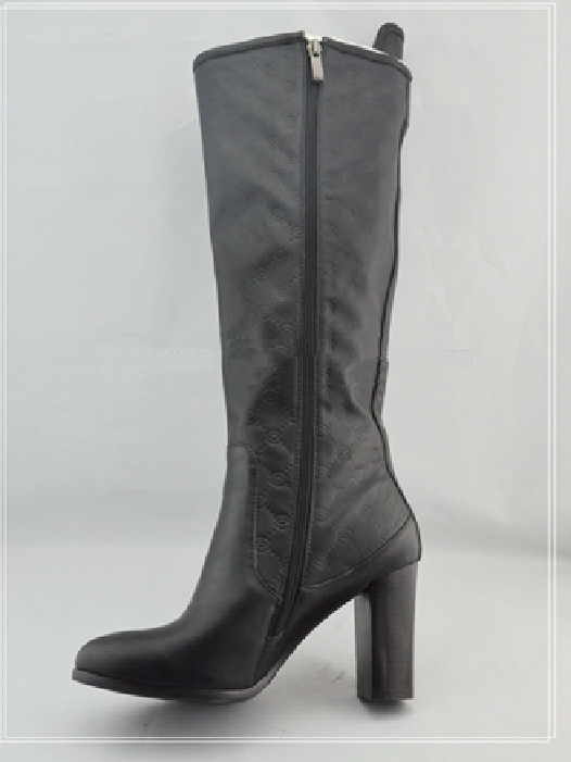 china fashion 2015 pu pretty woman boots