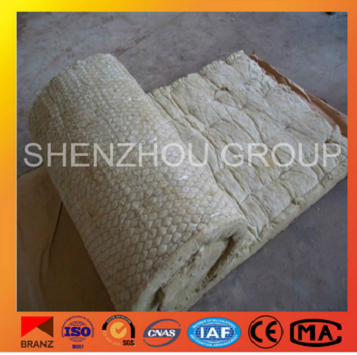 wall acoustic insulation wire mesh insulation blanket rock wool insulation