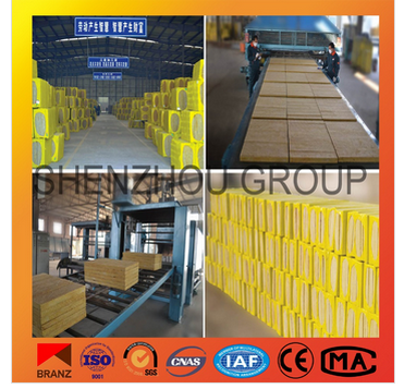 Best-selling rock wool board fire resistance and heat insulation for wall panels