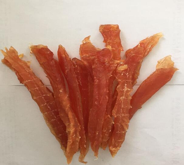 100%Natural Soft Chicken jerky natural dog food Soft Pet Food