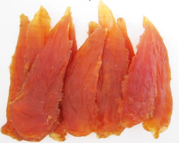 All Natural Soft Chicken Strip Dog Food