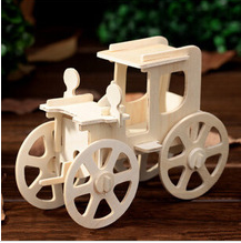 3D wooden toys fashion wooden gift carved wood gifts