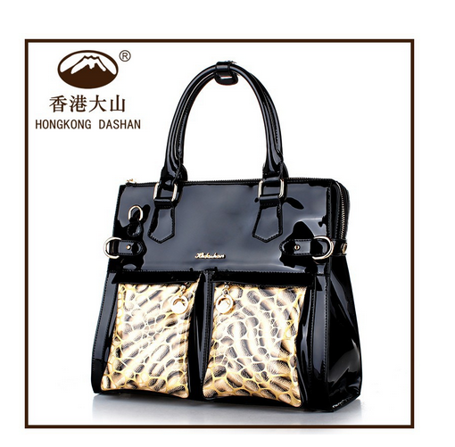 HONGKONG DA SHAN A8858-1 Luxury syle ladies sylish bags for office use