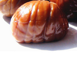 Organic roasted and Peeled Chestnuts For Sale