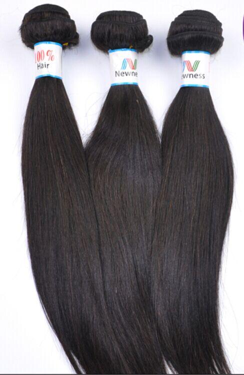 Hot Sale Wholesale full Cuticle Intact human hair Raw Unprocessed Straight Weaving Cambodian Virgin Hair