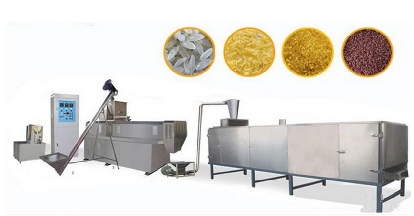 Full Automatic nutritional artificial rice machine