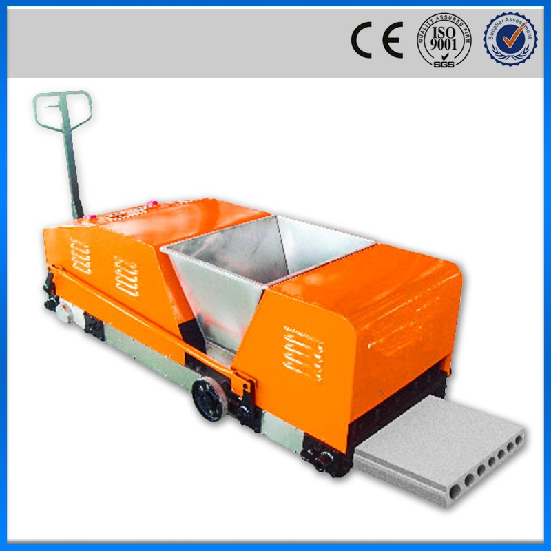 Best selling high efficiency lightweight concrete wall panel forming machine