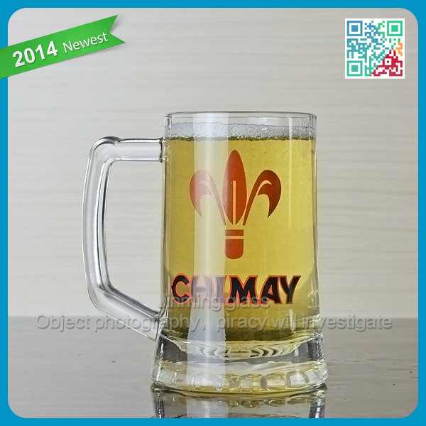 Fashional stanley cup freezer beer mug with handle