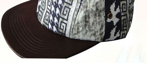 New arrival 5 panels customized embroidery flat brim snapback cap and hats