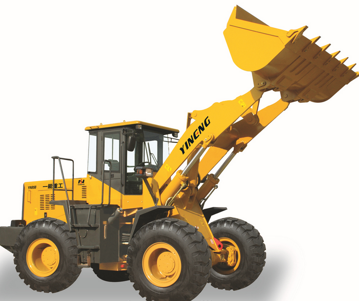YN 958G 5 tons Front Wheel Loader for sale 3cbm bucket capacity ZL50 Shan dong Yineng