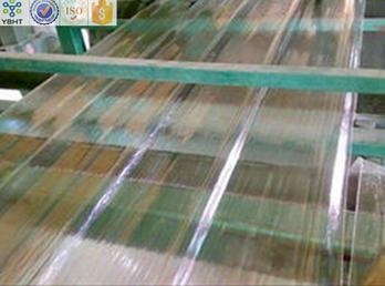 FRP skylight panel