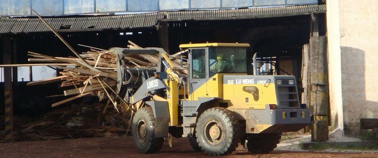 ZL15loader Yineng loader CE provided YN915 1 ton front wheel loader for sale adopt Xinchai engine