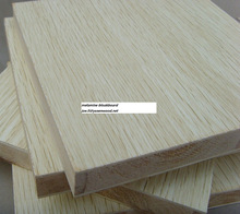 cheap 18mm poplar melamine blockboard